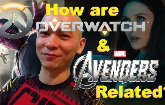 How are Overwatch & The Avengers Related?